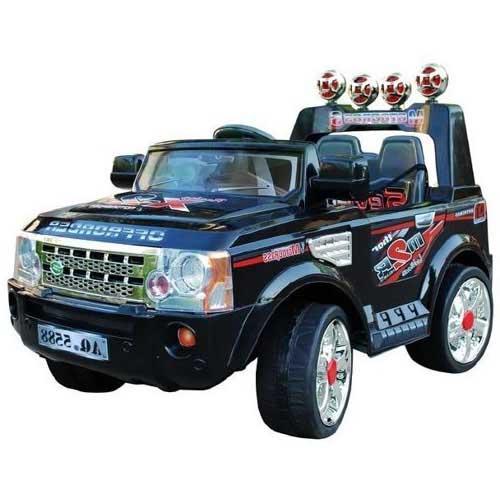 Купить детский электромобиль Electric Toys Land Rover
