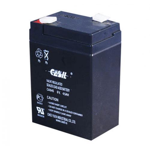 Аккумулятор для детского электромобиля 6в 4,5А/ч