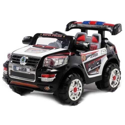 Купить детский электромобиль Volkswagen touareg police в Минске | Фольксваген туарег
