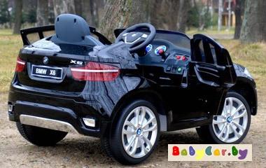 Электромобиль Electric Toys BMW Х6