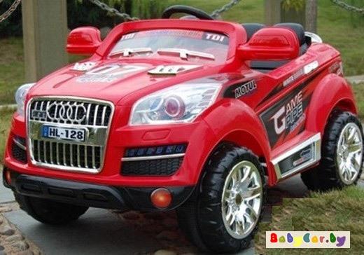 Электромобиль Electric Toys Audi Q7