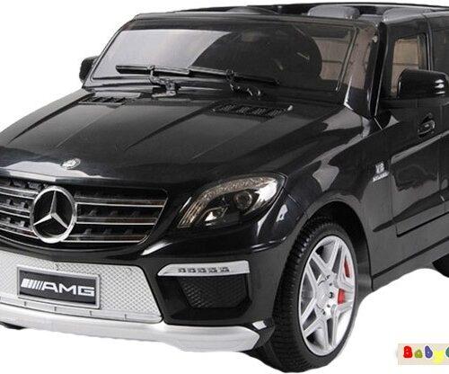 Электромобиль Wingo MERCEDES ML63 LUX (черный)