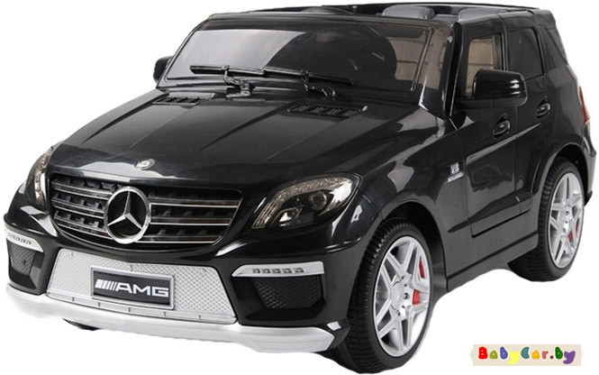 Электромобиль Wingo MERCEDES ML63 LUX (черный)