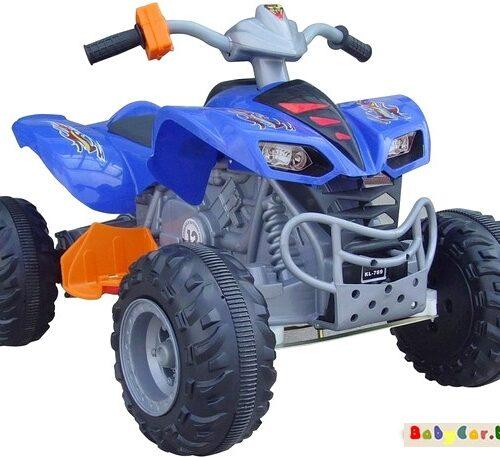 Электроквадроцикл Wingo QUAD DRAGON (синий)