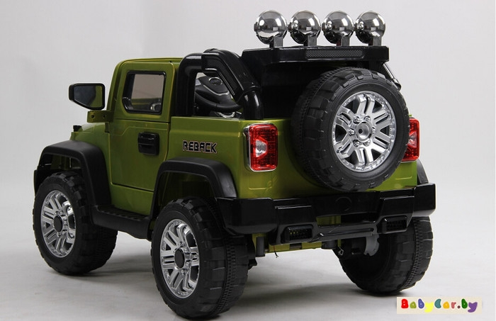 Электромобиль Electric Toys Jeep Reback
