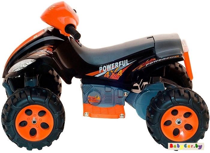 Электроквадроцикл Wingo QUAD SPORT (черный)