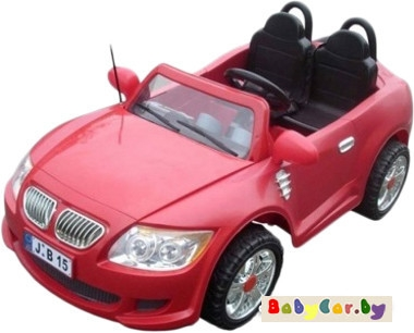 Электромобиль Electric Toys BMW Z4 (красный)