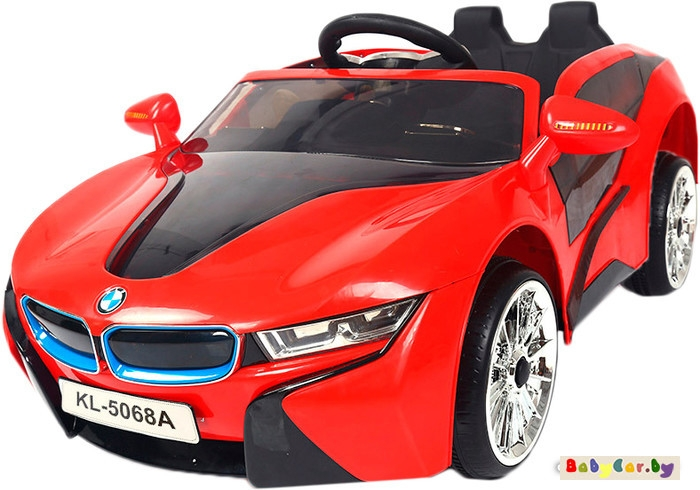 Электромобиль Electric Toys BMW Concept (красный)