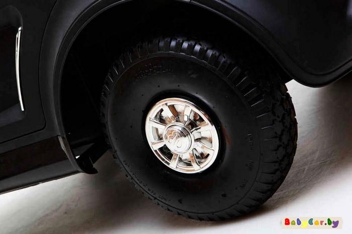 Электромобиль Wingo BMW Tuning Sport LUX (черный)