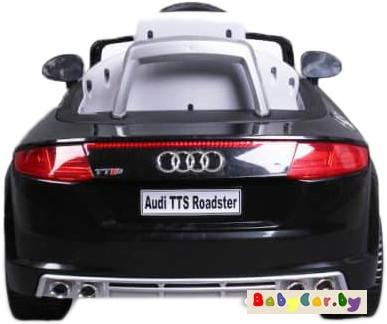 Электромобиль Wingo Audi TT Roadster Lux (черный)