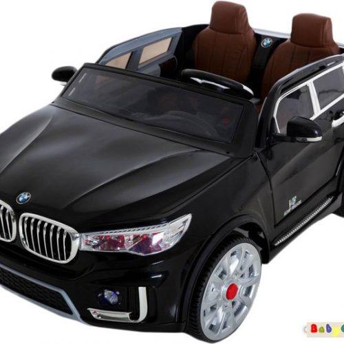 Электромобиль Electric Toys BMW X7 Lux (черный)