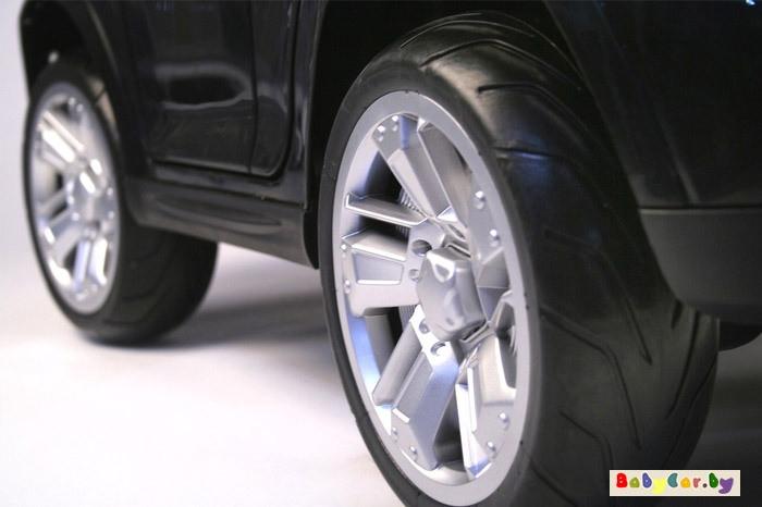 Электромобиль Wingo AUDI Q5 LUX (черный)