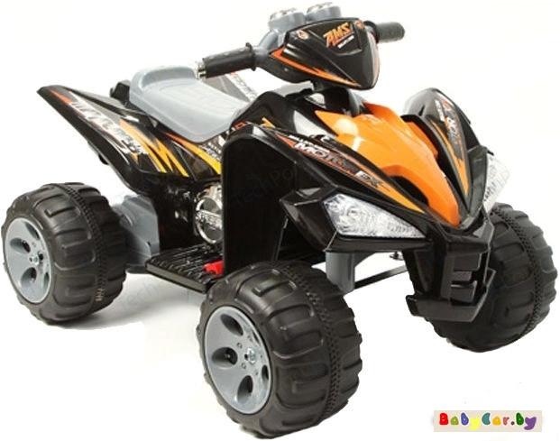 Электроквадроцикл Wingo KING QUAD (черный)
