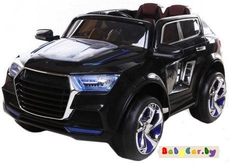 Электромобиль Wingo AUDI TUNING SPORT LUX (черный)
