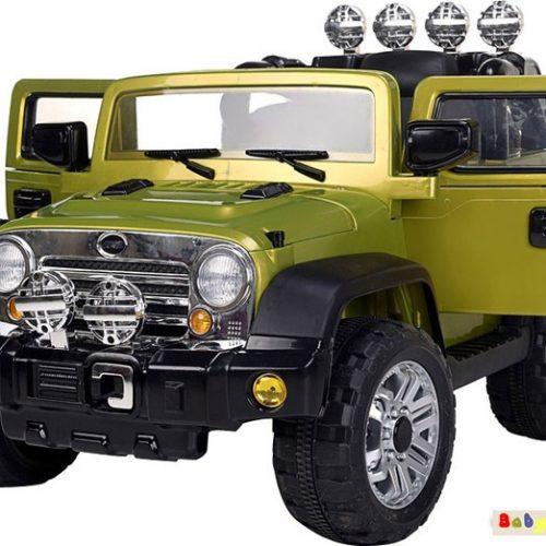 Электромобиль Electric Toys Jeep Reback