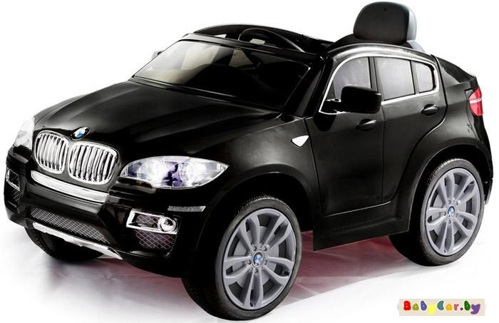 Электромобиль Wingo BMW X6 (черный)