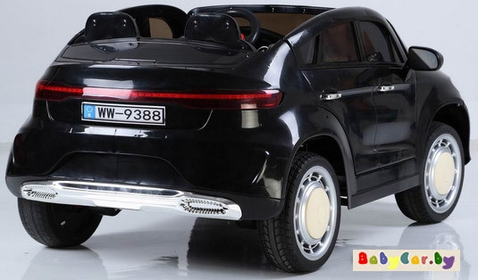 Электромобиль Wingo MERCEDES GLE LUX (черный)