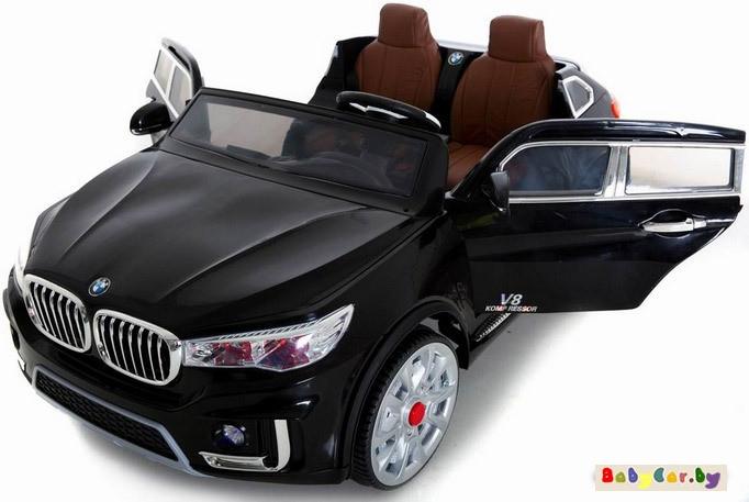 Электромобиль Wingo BMW X7 LUX (черный)