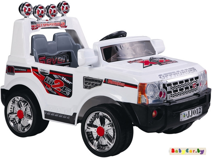 Электромобиль Electric Toys Land Rover