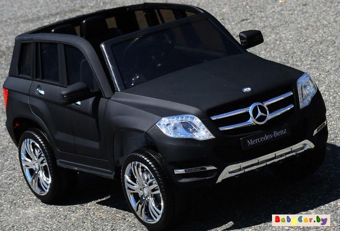 Электромобиль Wingo MERCEDES GLK300 LUX (черный)
