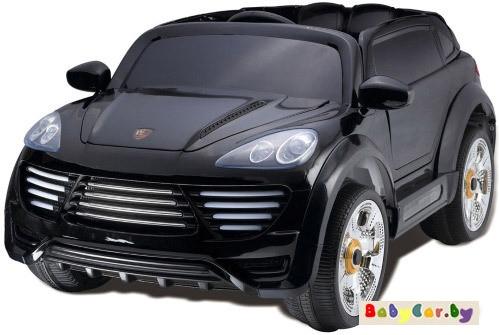 Электромобиль Wingo PORSCHE CAYENNE Turbo LUX (черный)