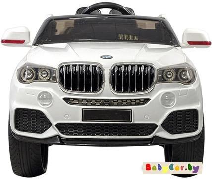 Электромобиль Wingo BMW X5 (белый)