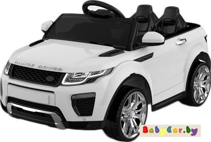 Электромобиль Electric Toys Range Rover Lux (белый)