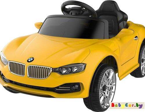 Электромобиль Wingo BMW 4-series Coupe LUX (желтый)