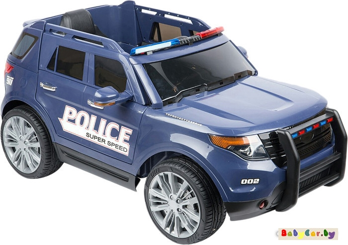 Электромобиль Wingo Ford Explorer Police Lux
