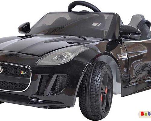 Электромобиль Wingo Jaguar F-Type Lux (черный)