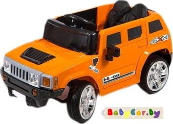 Электромобиль Electric Toys Hummer Lux (оранжевый)