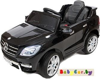 Электромобиль Electric Toys Мercedes ML350 Lux (черный)